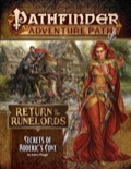Pathfinder Adventure Path #133: Secrets of Roderick's Cove (Return of the Runelords 1 of 6)