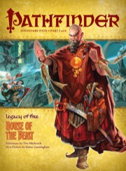 Pathfinder Adventure Path #20: