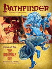 Pathfinder Adventure Path #23: