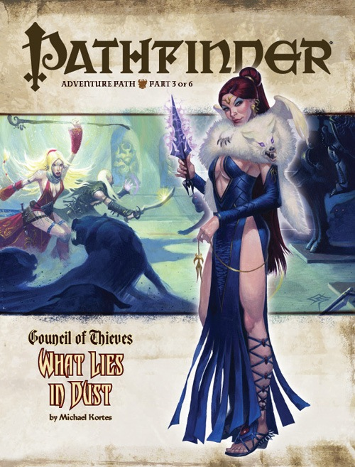 Paizo Com Pathfinder Adventure Path 27 What Lies In