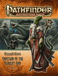 Pathfinder Adventure Path #42: Sanctum of the Serpent God (Serpent's Skull 6 of 6) (PFRPG)