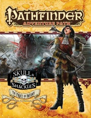 Pathfinder Adventure Path #59: The Price of Infamy (Skull & Shackles 5 of 6) (PFRPG)