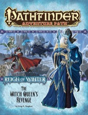 Pathfinder Adventure Path #72: The Witch Queen's Revenge (Reign of Winter 6 of 6) (PFRPG)