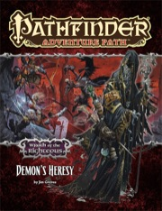 Paizo Publishing: Pathfinder Adventure Path 75: Demons Heresy