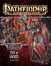 Paizo Publishing: Pathfinder Adventure Path 78: City of Locusts