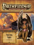 Pathfinder Adventure Path #81: Shifting Sands (Mummy's Mask 3 of 6) (PFRPG)