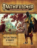 Pathfinder Adventure Path #83: The Slave Trenches of Hakotep (Mummy's Mask 5 of 6) (PFRPG)