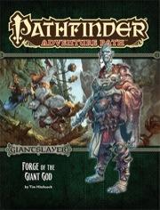 Paizo Publishing: Pathfinder Adventure Path 93: Forge of the Giant God