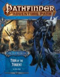 Pathfinder Adventure Path #98: Turn of the Torrent (Hell's Rebels 2 of 6) (PFRPG)