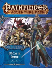 Pathfinder Adventure Path #99: Dance of the Damned (Hell's Rebels 3 of 6) (PFRPG)