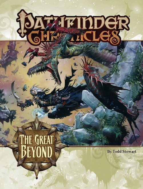 Pathfinder chronicles the great beyond a for Bureau 13 rpg pdf
