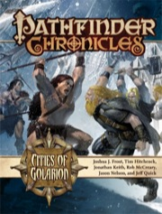 Pathfinder Chronicles: Cities of Golarion (PFRPG)