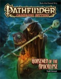 Pathfinder Campaign Setting: Book of the Damned—Volume 3: Horsemen of the Apocalypse (PFRPG)