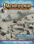 Pathfinder Campaign Setting: Reign of Winter Poster Map Folio