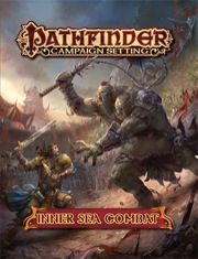 Pathfinder Campaign Setting: Inner Sea Combat (PFRPG)
