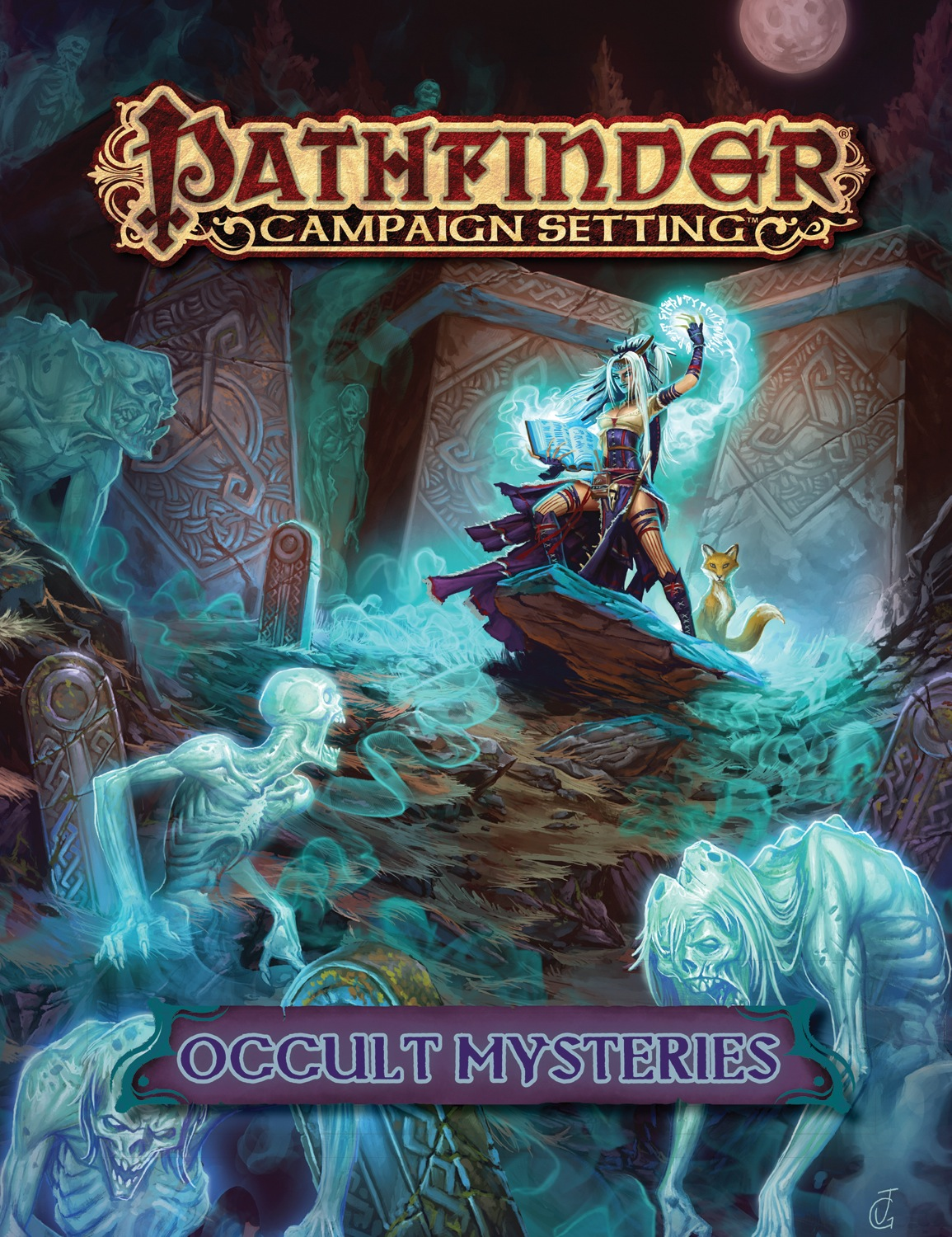 Pathfinder campaign setting occult mysteries for Bureau 13 rpg pdf