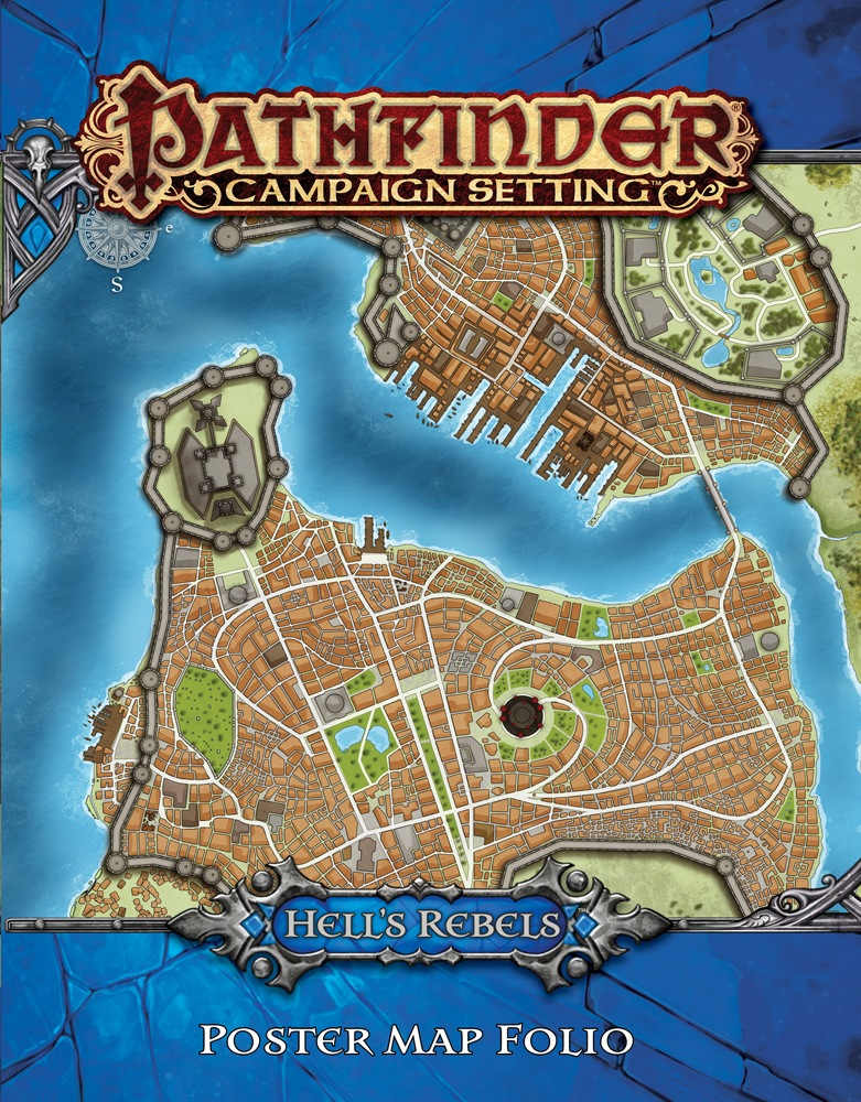 Paizo Com Pathfinder Campaign Setting Hell S Rebels