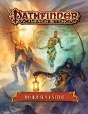 Pathfinder Campaign Setting: Inner Sea Faiths (PFRPG)