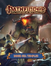 Pathfinder Campaign Setting: Inner Sea Temples (PFRPG)