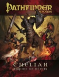 Pathfinder Companion: Cheliax, Empire of Devils (PFRPG)