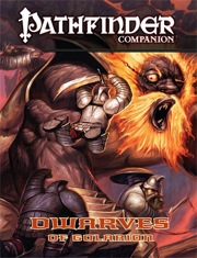 Pathfinder Companion: Dwarves of Golarion (PFRPG)