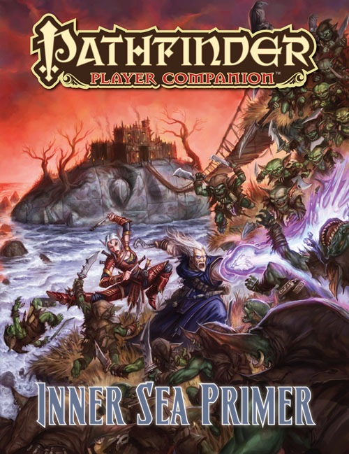 paizo.com - Pathfinder Player Companion: Inner Sea Primer (
