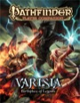Pathfinder Player Companion: Varisia, Birthplace of Legends (PFRPG)