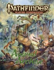 Pathfinder Player Companion: Animal Archive (PFRPG)