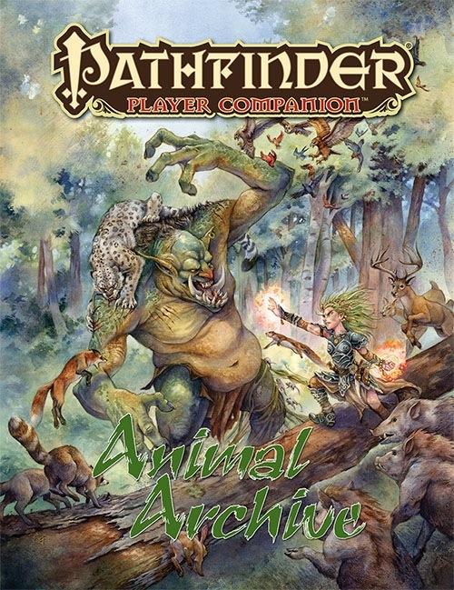 paizo.com - Pathfinder Player Companion: Animal Archive (PFRPG)