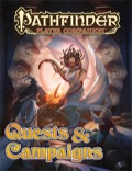 Pathfinder Player Companion: Quests & Campaigns (PFRPG)