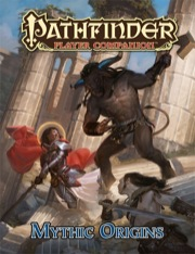 Paizo Publishing: Mythic Origins: Pathfinder Companion (T.O.S.)