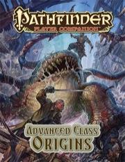 Paizo Publishing: Advanced Class Origins: Pathfinder Companion