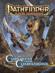 Pathfinder Player Companion: Cohorts & Companions (PFRPG)
