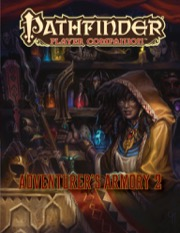 Adventurers Armoury 2: Pathfinder Player Companion -  Paizo Publishing