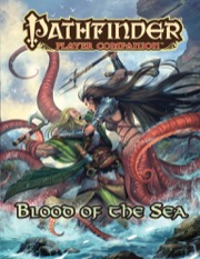 Pathfinder Player Companion: Blood of the Sea (PFRPG)