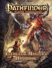 Elemental Masters Handbook: Pathfinder Player Companion  -  Paizo Publishing