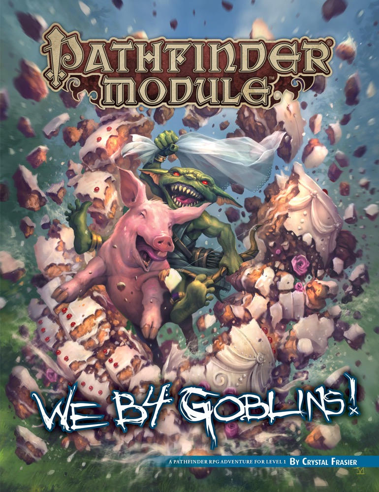 Cover of We B4 Goblins!