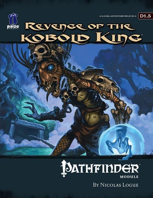 Cover of Revenge of the Kobold King