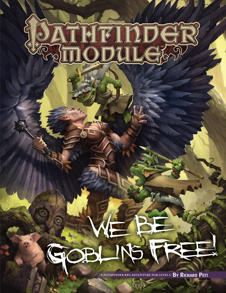 Cover of We Be Goblins Free!
