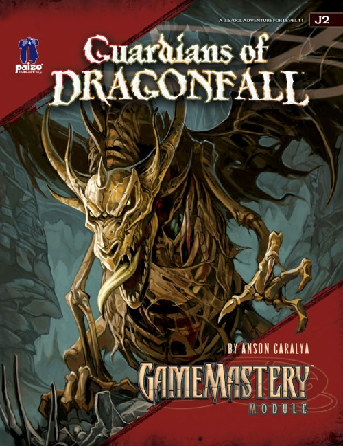 Cover of Guardians of Dragonfall
