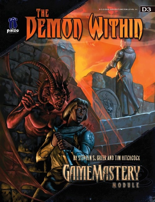 Cover of The Demon Within