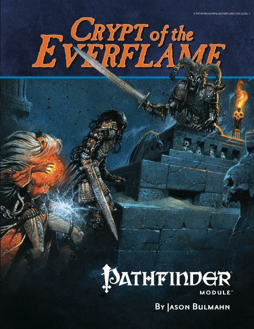 Cover of Crypt of the Everflame