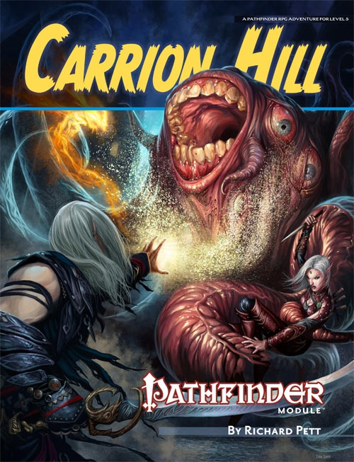 Cover of Carrion Hill
