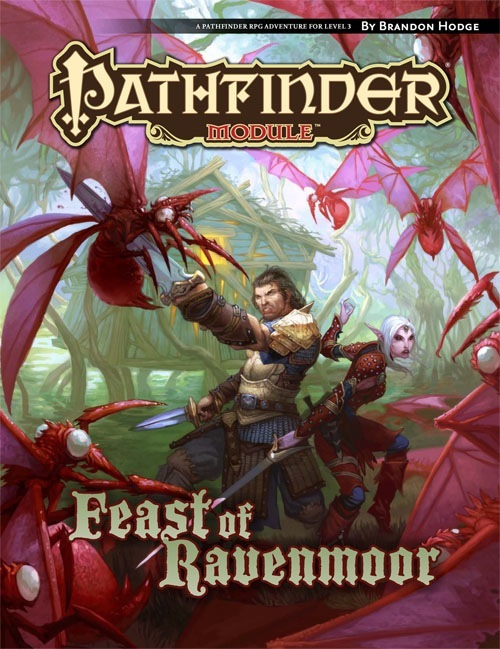 Cover of Feast of Ravenmoor