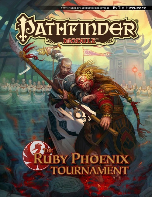 Cover of The Ruby Phoenix Tournament