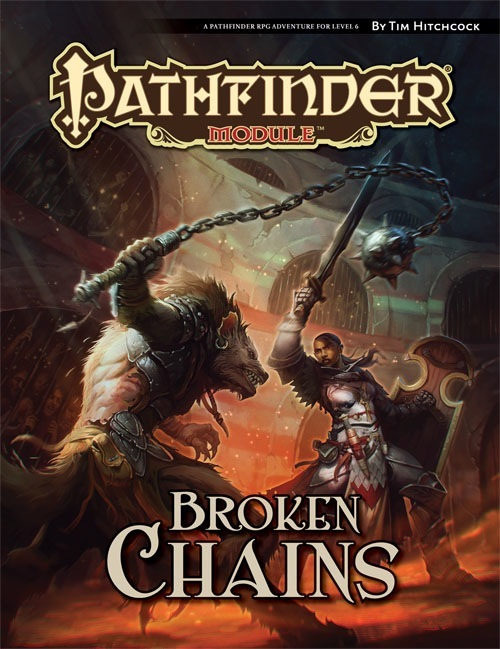 Cover of Broken Chains