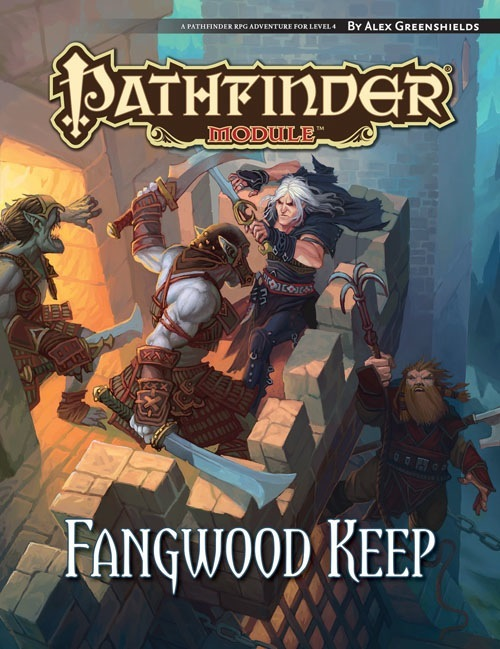Cover of Fangwood Keep