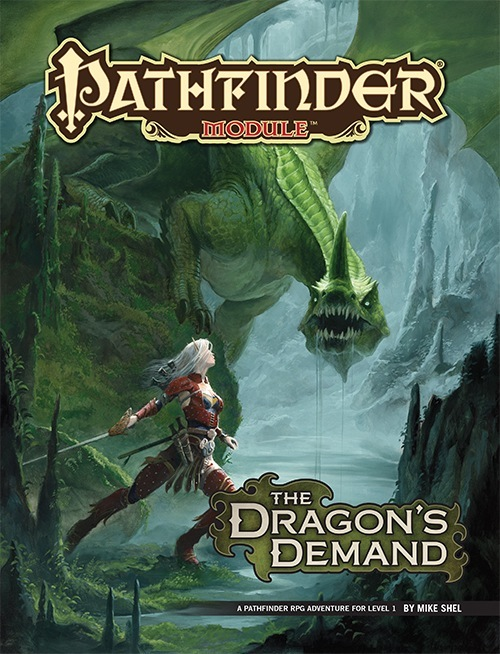 Cover of The Dragon's Demand