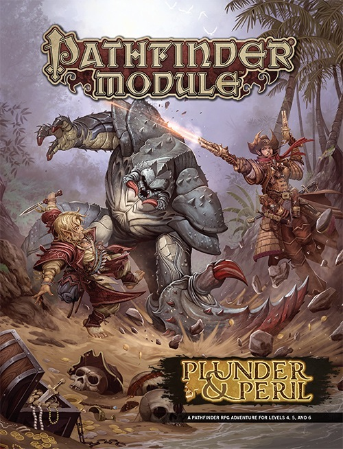 Cover of Plunder & Peril