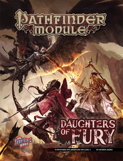 Cover of Daughters of Fury